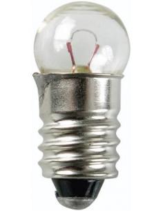 Glödlampa 2,5v 0,3a gängad