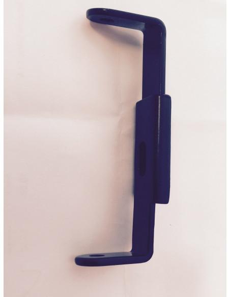 Pakethållarefäste för centrummonterad pakethållare