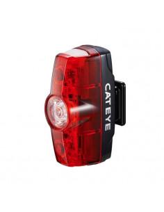 Baklampa TLLD635R Rapid Mini 15 Lumen Uppladdningsbar Cateye