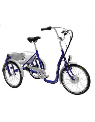 Nya Trehjuling Monark elassisterad 20 tum med 2 hjul bak monark CP-47