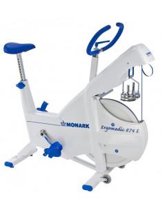 Motionscykel Ergomedic 874E