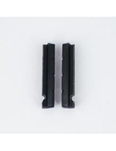 Bromsgummi 55 mm från tec
