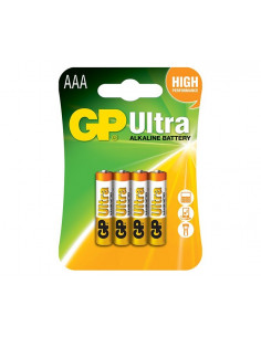 Batteri lr03 aaa 1.5 v gp 4-pack