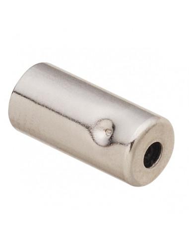 Ändhylsa för bromsvajerhölje metall shimano