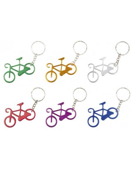 Nyckelring cykel blandade färger