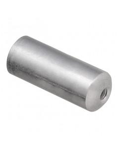 Ändhylsa växelvajerhölje aluminium