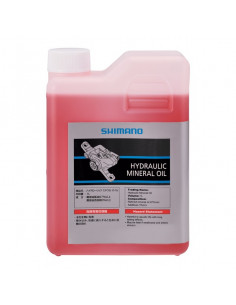 Mineralolja för skivbromssystem 1 liter shimano