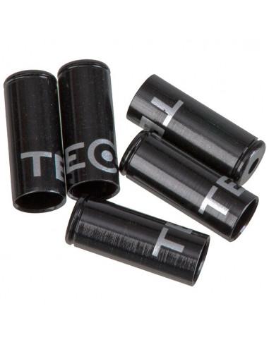 Ändhylsa för bromsvajerhölje metall tec