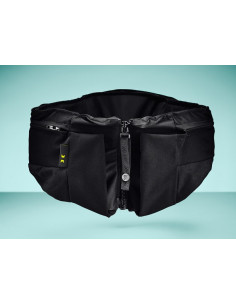 Skal dark angel för hövding airbag hjälm 2,0