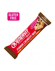 Power crunchy bar choklad 40 gram enervit