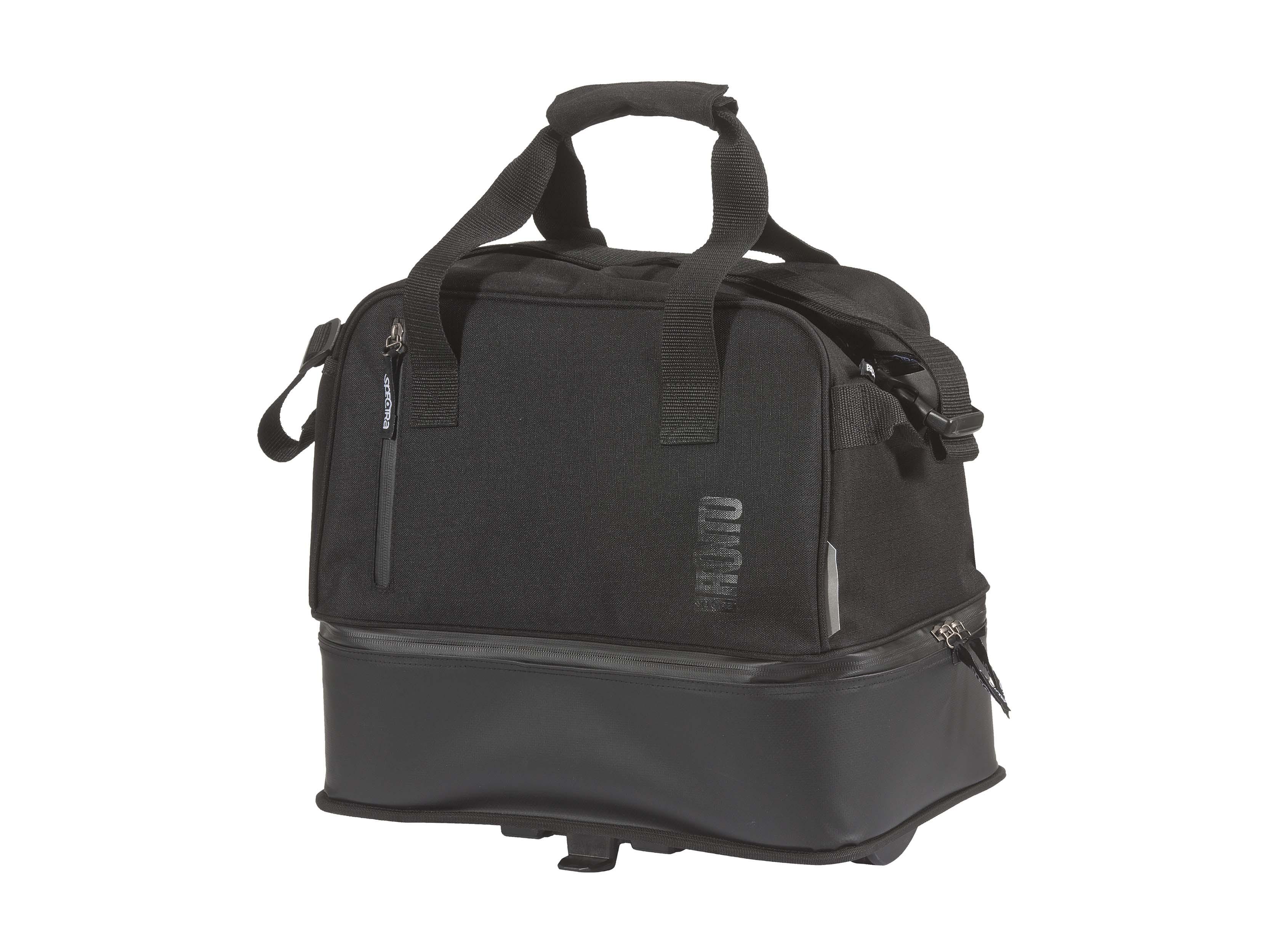 spectra väska pakethållare
