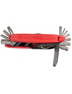 Universalverktyg 14 funktioner med pump Tec