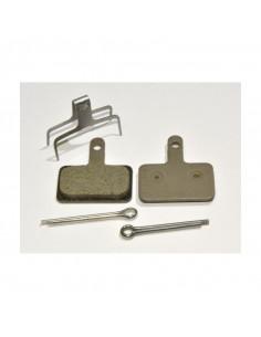 Skivbromsbelägg alivio B01S, BR-M355/M475/465/416 mfl shimano
