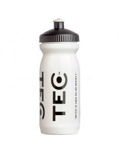 Flaska 600 ml vit tec