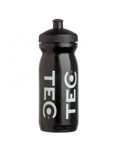 Flaska 600 ml svart tec