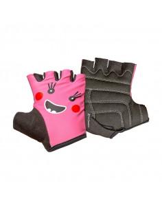 Handskar rosa barn spectra