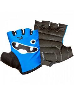 Handskar blå barn spectra