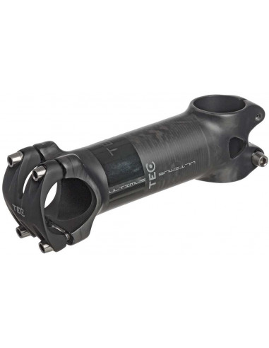 Styrstam aheadset ultimus 31,8 110 mm svart carbon tec