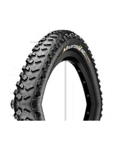 Däck 27,5x2,3 mountain king 58-584 black chili tubless ready vikbart continental