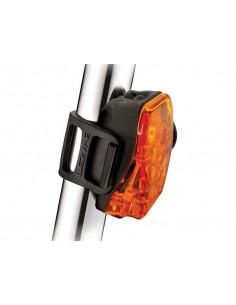 Baklampa laser drive 250 lumen lezyne