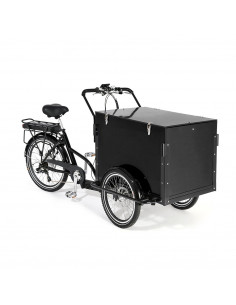 Cargobike Box Electric