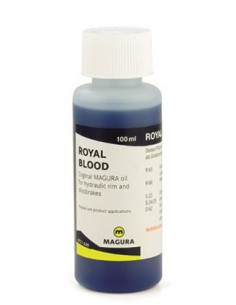Royal blood bromsvätska Magura 100 ml