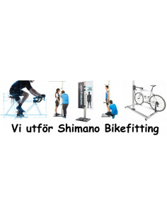 Avancerad Shimano Bikefitting