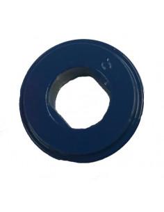 Fixeringsbricka 8r höger blå shimano
