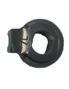 Fixeringsbricka 7l vänster grå shimano