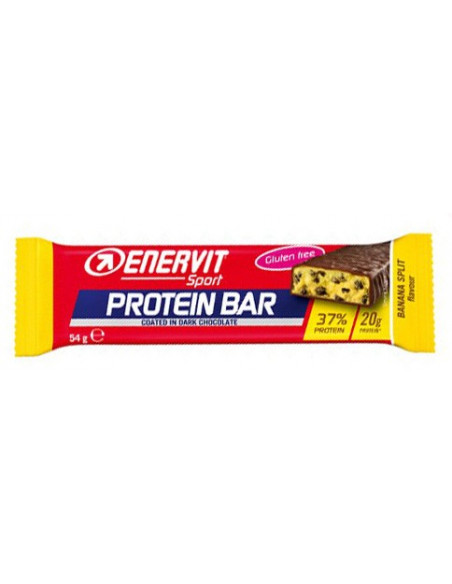 Protein bar banan 54 gram enervit