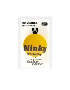 Blinky led smile