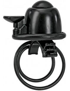 Ringklocka all-size svart
