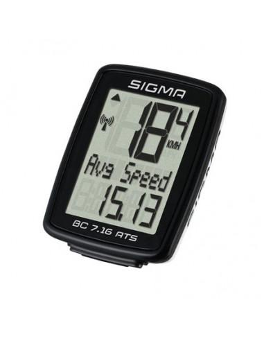 Cykeldator bc 7.16 trådlös sigma