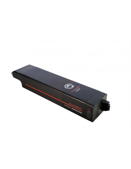 Demo batteri ram 11.6 a 36v li-mn e-going semi intregrerat