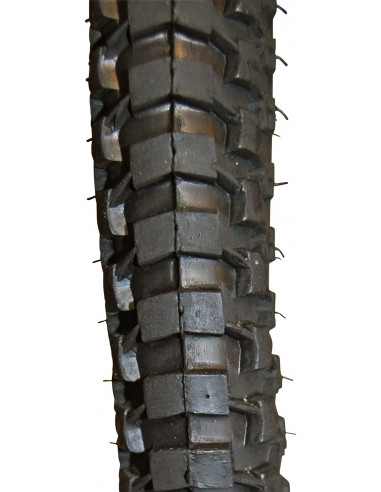 Däck 20x2 (2-16) för transporthjul cobra