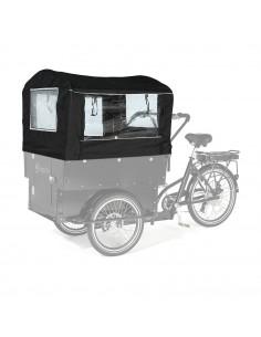 Kapell kindergarden med bågar för cargo bike