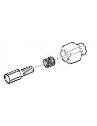 Justerskruv för växelvajer sl-m660/st-m390 mfl. shimano
