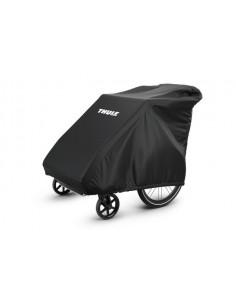 Överdrag för thule cykelvagn coaster xt