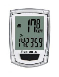 Cykeldator 6 union
