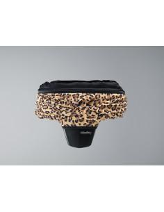 Skal leopard för hövding airbag hjälm 3.0