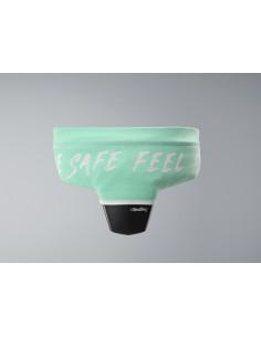 Skal neo mint för hövding airbag hjälm 3.0