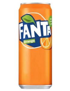Fanta Orange burk