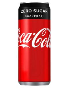 Coca-Cola Zero burk