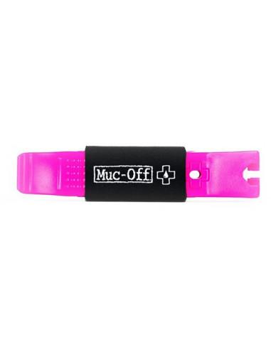 Däckavtagare rosa 2-pack muc-off
