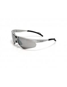 Solglasögon sg-c02 tahiti silver inkl. gula och klara glas xlc