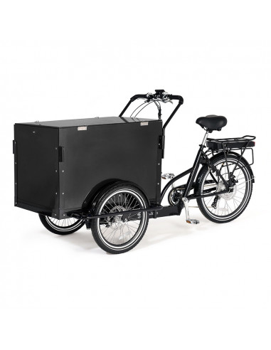 Cargobike Classic Box Electric Hydraulic