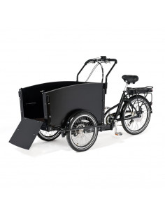 Cargobike Classic Dog Electric Hydraulic