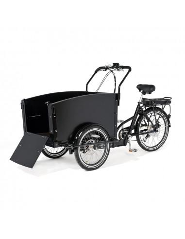 Cargobike Classic Dog Electric Hydraulic