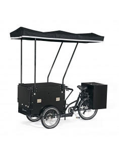 Cargobike Café Electric Hydraulic
