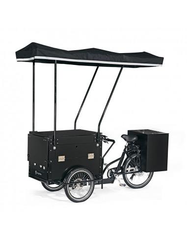 Cargobike Café Electric Hydraulic